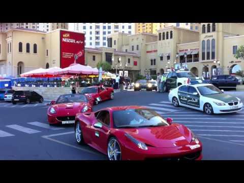 Ferrari Owners Club UAE