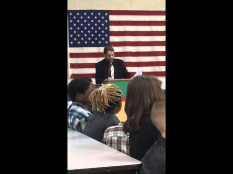 Seven Hills Charter School - Mr. Brown