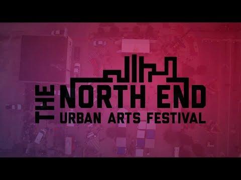 Aspire - 4th Annual North End Urban Arts Festival