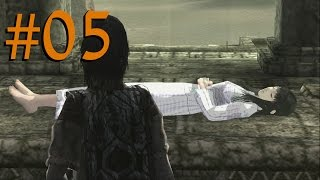Ctz Play Shadow Of The Colossus Hd (part 05)  Hydrus Kuromori Hard