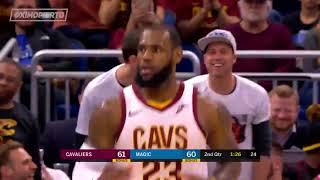 Cleveland Cavaliers vs Orlando Magic   Full Game Highlights  January 6 2018  2017 18 NBA Season