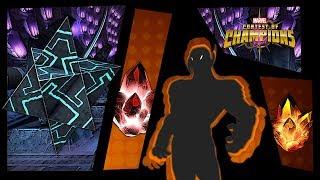 MARVEL: Битва чемпионов - #68   Огромное открытие кристаллов!   6 звездный кристалл!
