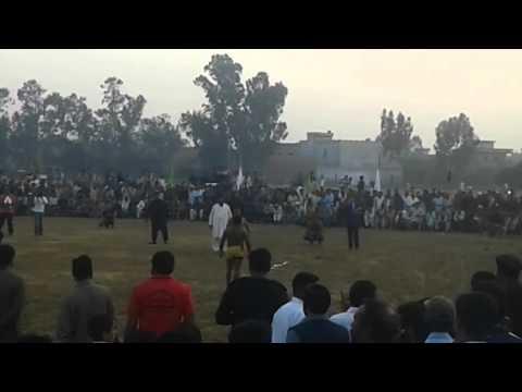 Kabbadi in nawaz Sharif stadium daska Punjab Pakistan
