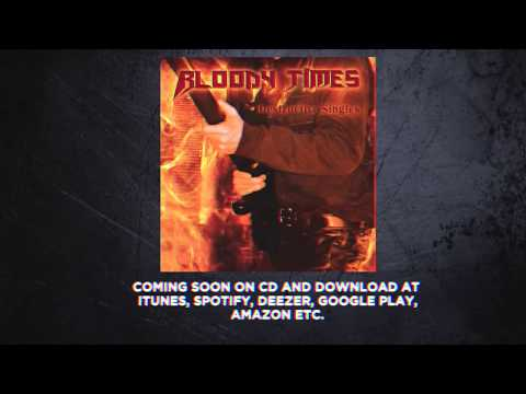 BLOODY TIMES - Introduction to War (Lyric Video 2017) Mp3