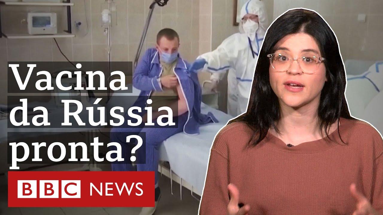 O que se sabe sobre a vacina da Rússia contra a covid-19 e por que é preciso cautela