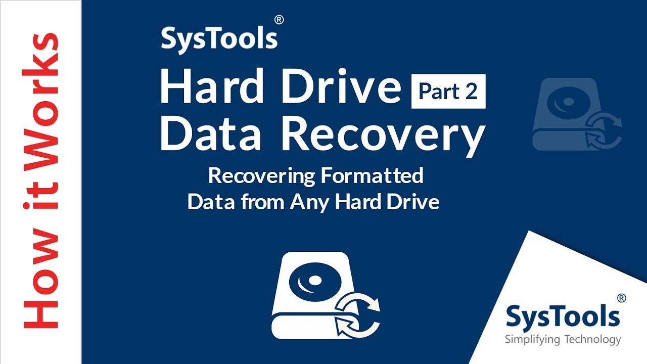 Hard Drive Data Recovery Software to Restore FAT & NTFS File System
