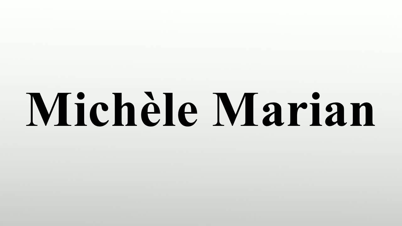 Michele Marian