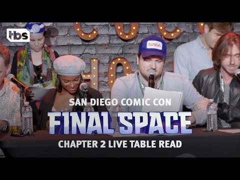 Final Space: SDCC Table Read | TBS