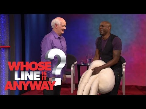 'You Shouldn't Have Bleached!' - Whose Line Is It Anyway? US