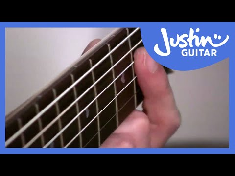 The A Chord again(Guitar Lesson BC-143) Guitar for beginners Stage 4