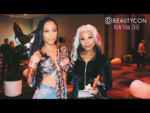 Beautycon NYC 2018- VLOG - 동영상