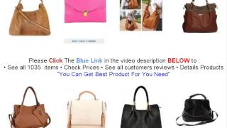 Buying cheap Soft Leather Shoulder Bags for Women