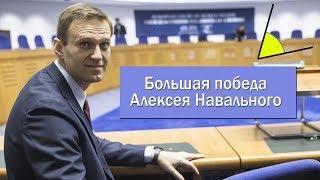 Большая победа Навального и таинственная надпись в российских школах  Новости дня