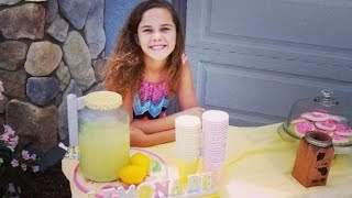 Teen Threatened For Lemonade Stand Is Now Raising Awareness About Bullying