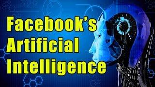 Jason Bermas discusses Facebook's recent artificial intelligence st...