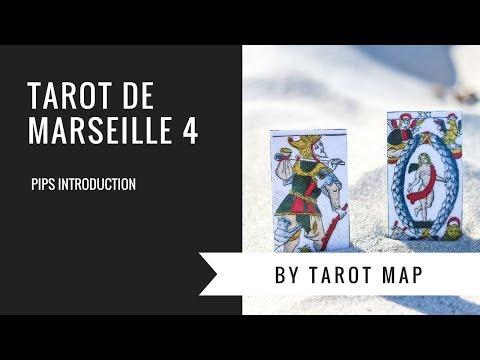 Tarot de Marseille 4 - pips introduction