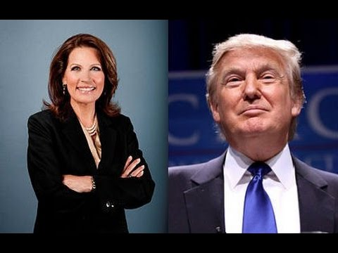 Michele Bachmann: 'God May Have Lifted Up Trump' To Be President
