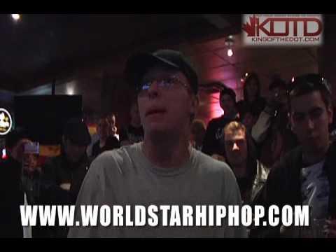 KOTD - Freestyle Battle - Organik / Hollohan vs Bigz / Tactikz [ Promo]
