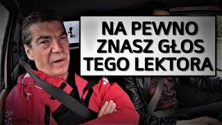 ILE ZARABIA ZNANY LEKTOR? *Jarosław Łukomski w Maluchu | DUŻY W MALUCHU
