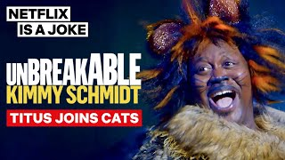 Titus Andromedon Stars In Cats The Musical | Netflix Is A Joke