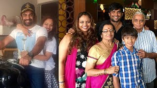 Actor Madhavan Family Members Wife, Son, Father, Mother Photos & Biography
