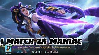 KUNOICHI MAKRSMAN HANABI 1  RANK Match 2X MANIAC