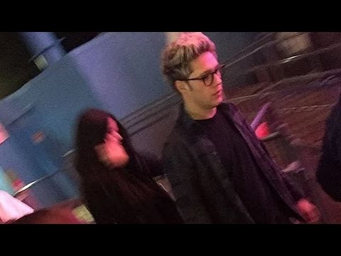 Selena Gomez and Niall Horan Get COZY On Santa Monica Pier Date