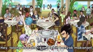 Video Liburan Keluarga Vegeta - Dragon Ball Super download MP3, 3GP, MP4, WEBM, AVI, FLV Maret 2018
