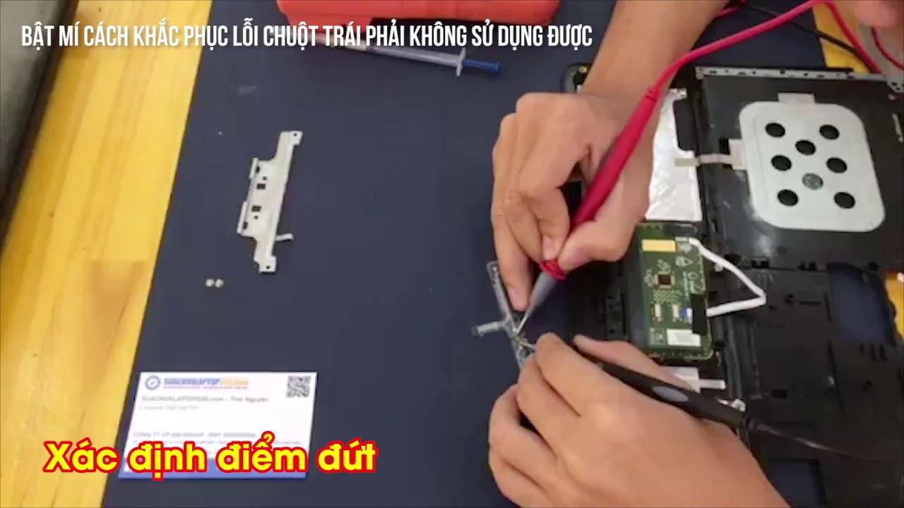 Bật mí cách khắc phục lỗi chuột trái phải không sử dụng được – SUACHUALAPTOP24h.com