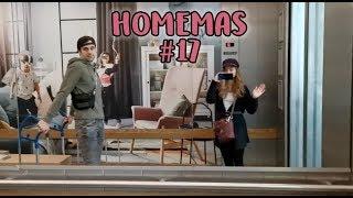 Bútor vadászat Attilával - HOMEMAS #17 | Viszkok Fruzsi