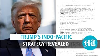 'Strong India would act as counterbalance to China': Declassified US document