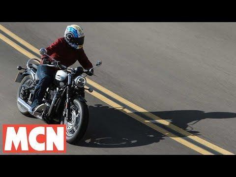Triumph Bonneville Speedmaster | First Rides | Motorcyclenews.com