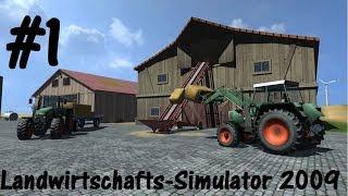 Landwirtschafts-Simulator 2009 - Wie geht es los? - #1