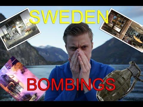 7 BOMBS in 12 DAYS | SWEDEN INSANE!!!