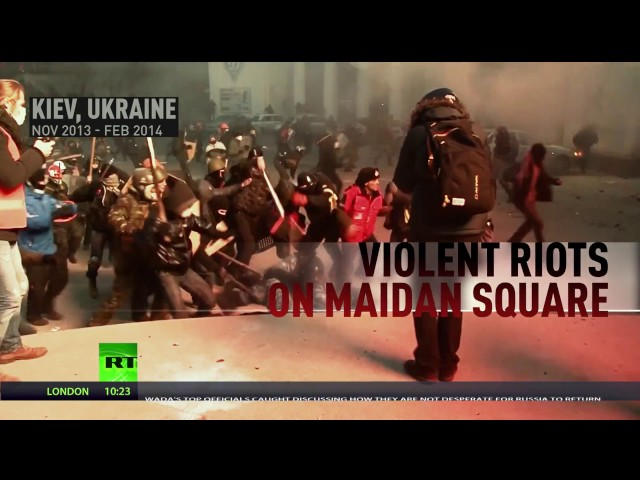 Ukraine marks 'Dignity & Freedom Day' as Euromaidan dream fades