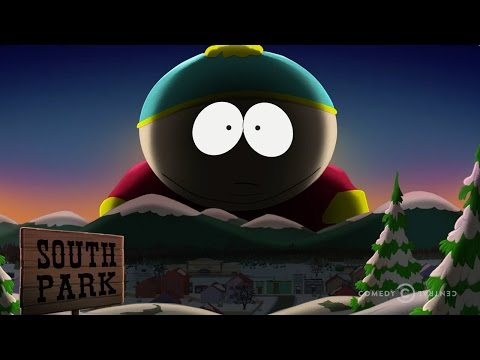 New South Park season sept. 16th!!