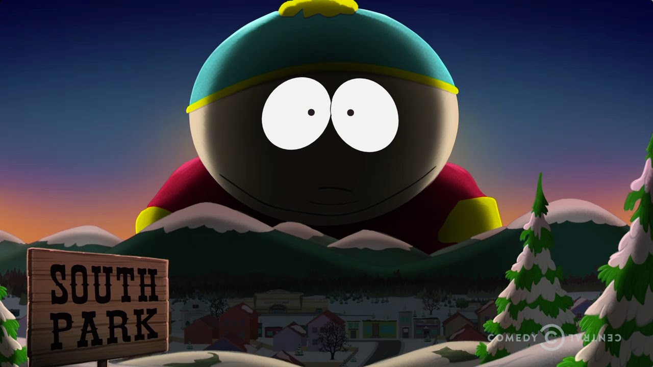 """All-New """"South Park"""" starts Sept. 16th"""