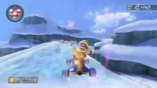 Mario Kart 8 - The Fastest Path: Mount Wario