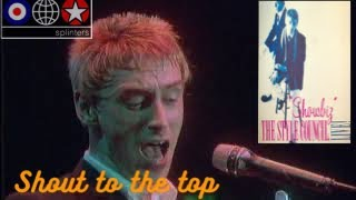The Style Council - Shout To The Top - Live At Wembley Arena - Showbiz! - 1985    ★
