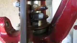 Будни постройки аксиального ветрогенератора   изготовление токосъёмника и ветряного колеса , часть 5