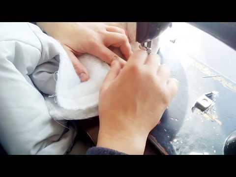 Как удлинить рукав на пальто