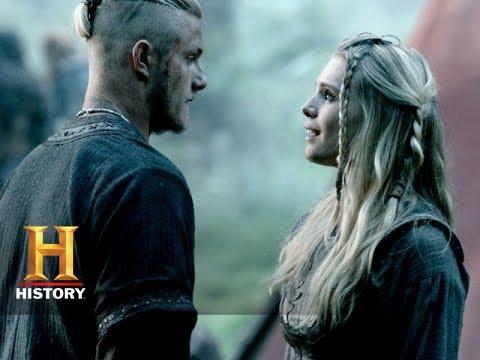 Vikings: Bjorn Asks Porunn to Marry Him (Season 3, Episode 2) | History