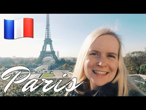 Paris, France | travel vlog: Montmartre, Sacre Coeur, Eiffel