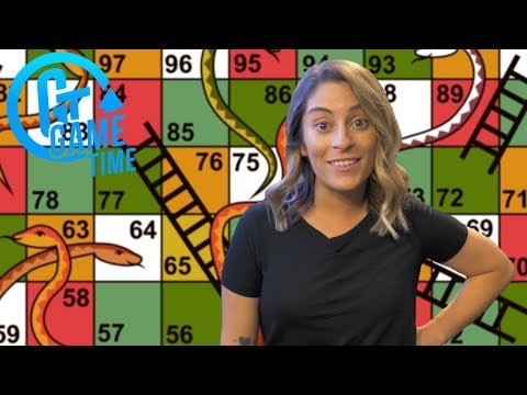 Behind The Board Game: Snakes And Ladders | Gametime