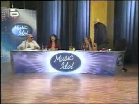 Цеки Педито - Music Idol 1 Bulgaria
