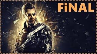 SEÇİMLER, SONUÇLAR ve İLLUMUNATİ | Deus Ex Mankind Divided Final