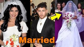 Nick Jonas and Priyanka Chopra got married with Christian Ceremony in Jodhpur
