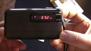 Радиоприемник Сигнал РП 225 не до обзор
