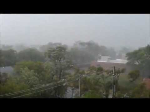 Storm in Bensenville, IL 07-01-2012