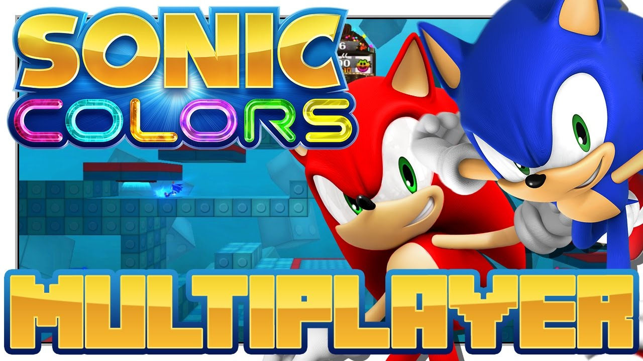 Sonic Generations Trailer 2 - YouTube  |Sonic Generations 2 Player Mode